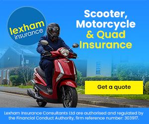 Lexham Low Cost Motorbike Insurance
