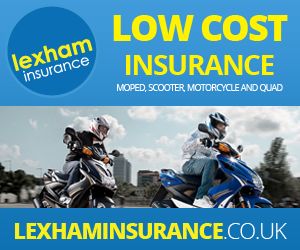Lexham Low Cost Motorbike Insurance